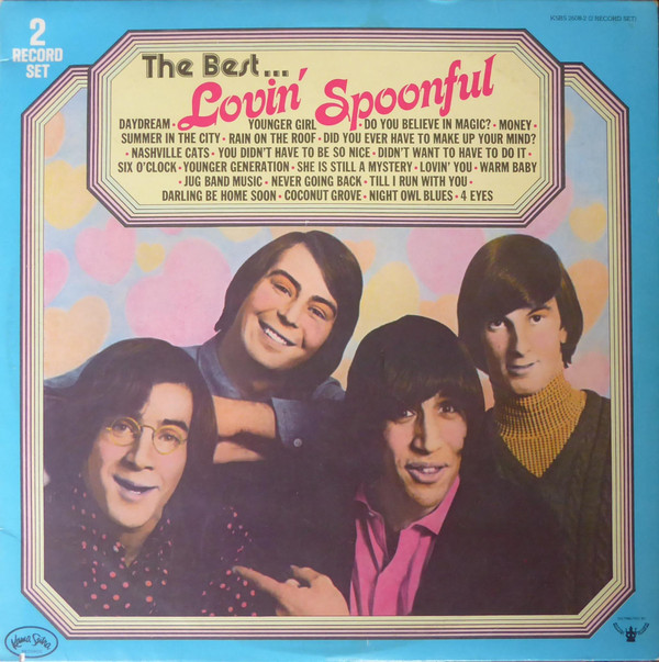 LOVIN' SPOONFUL_The Best... Lovin' Spoonful