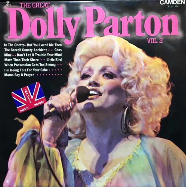 DOLLY PARTON_The Great Dolly Parton Vol. 2