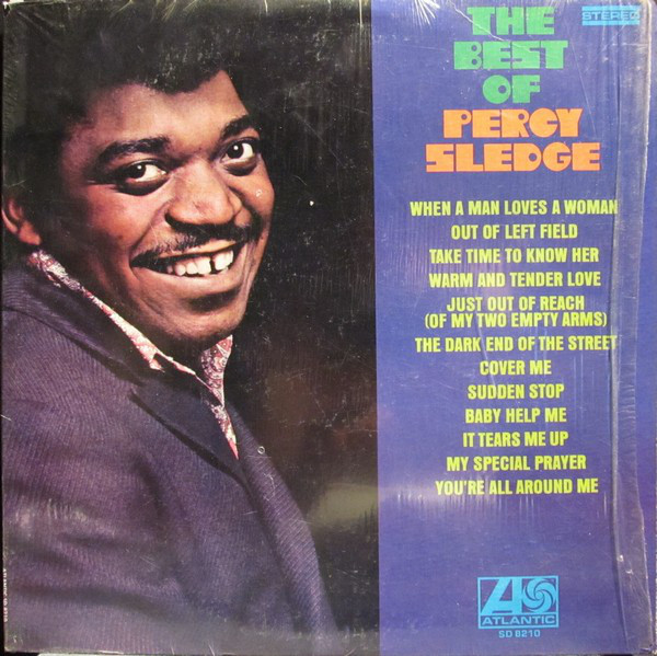 PERCY SLEDGE_The Best Of Percy Sledge