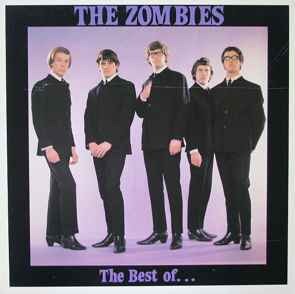 THE ZOMBIES_The Best Of...