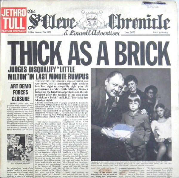 JETHRO TULL_Thick As A Brick
