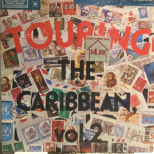 VARIOUS_Touring The Caribbean