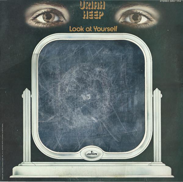 URIAH HEEP_Look At Yourself