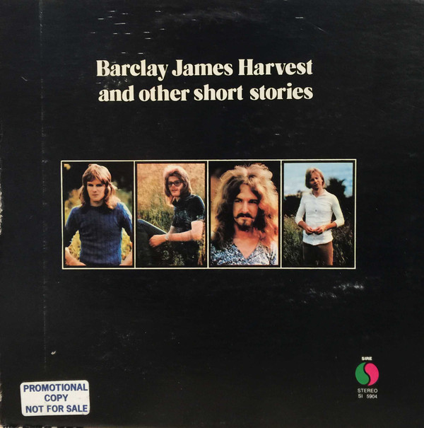 BARCLAY JAMES HARVEST_Barclay James Harvest And Other Short Stories