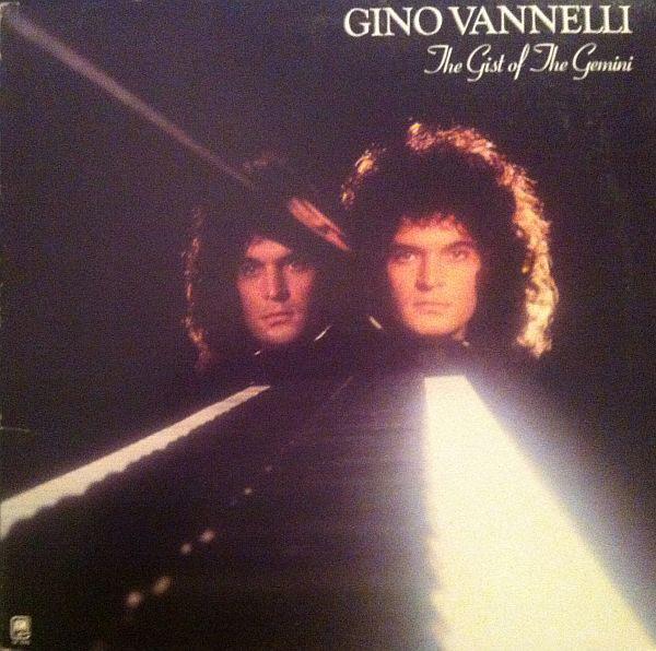 GINO VANNELLI_The Gist Of The Gemini
