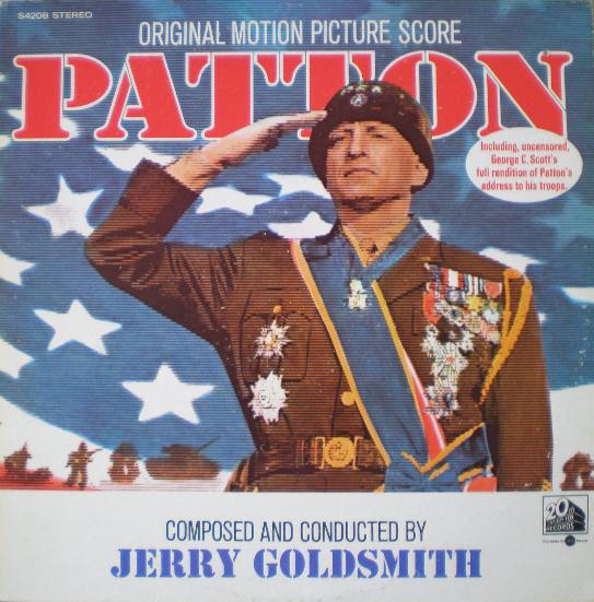 JERRY GOLDSMITH_Patton (Original Motion Picture Score)