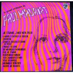 PAUL MAURIAT_Je Taime Moi Non Plus