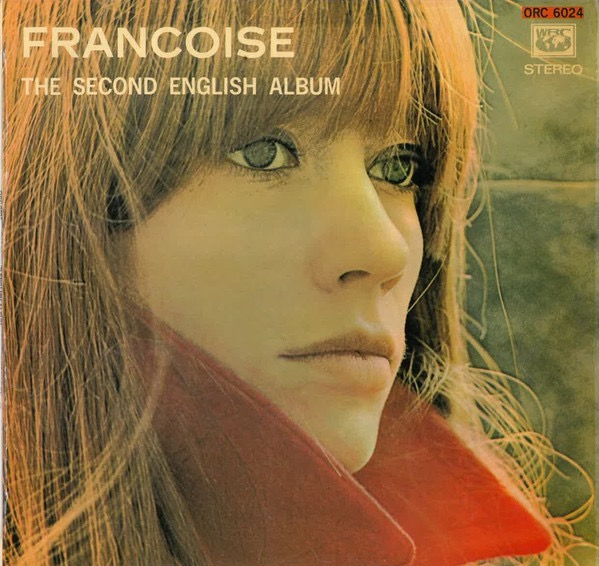 FRANCOISE HARDY_S/T _2nd Studio Album, Picture Disc_