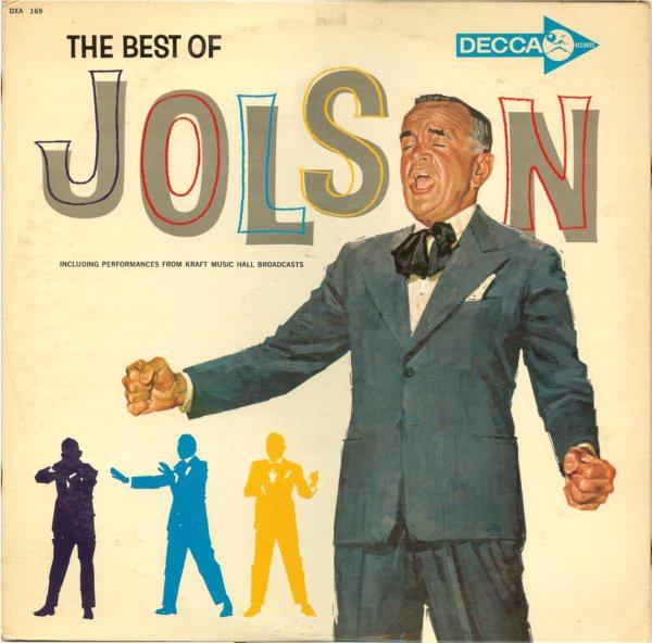 AL JOLSON_Best Of Jolson _2lp Gatefold_