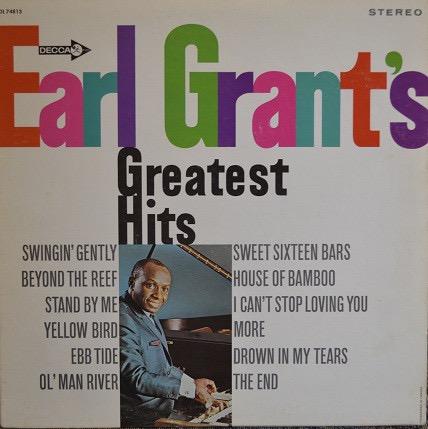 EARL GRANT_Greatest Hits