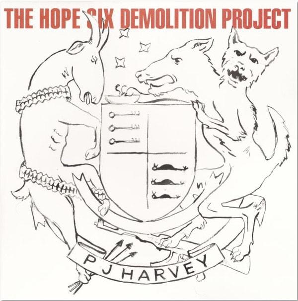 P.J HARVEY_The Hope Six Demolition Project _New Release: April 15, 2016_