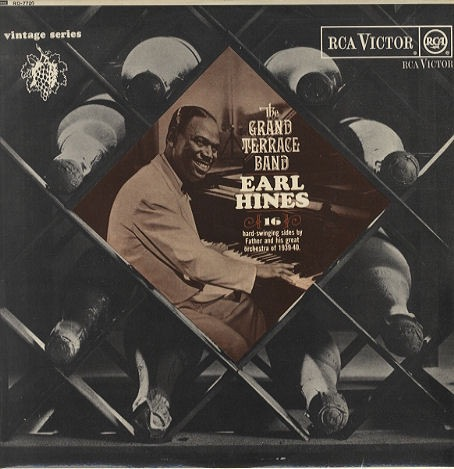 EARL HINES_The Grand Terrace Band