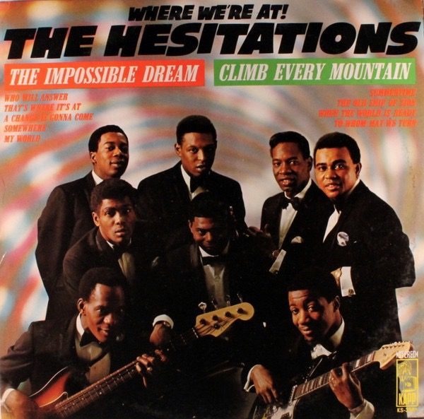 THE HESITATIONS_Where Were At!