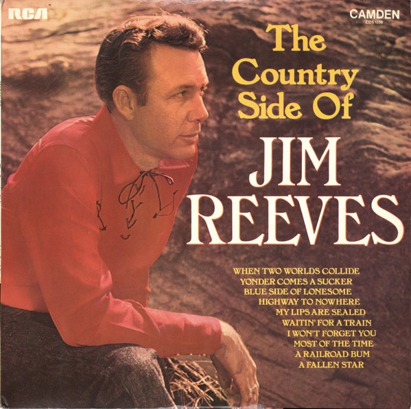 JIM REEVES_Country Side Of...
