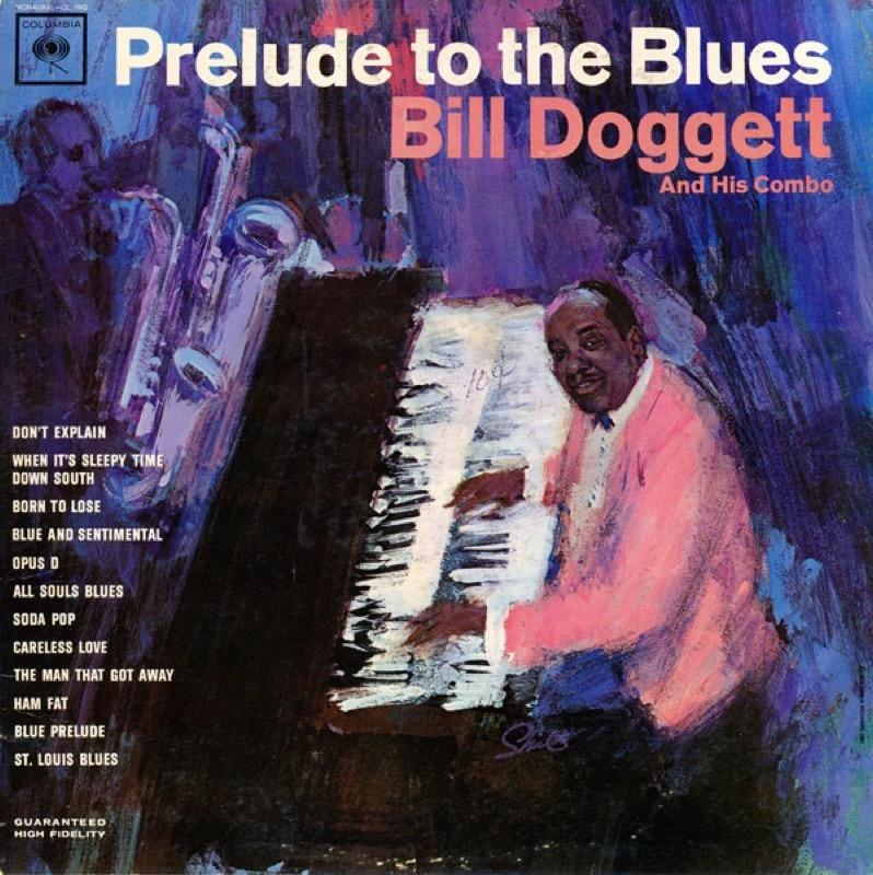 BILL DOGGETT_Prelude To The Blues