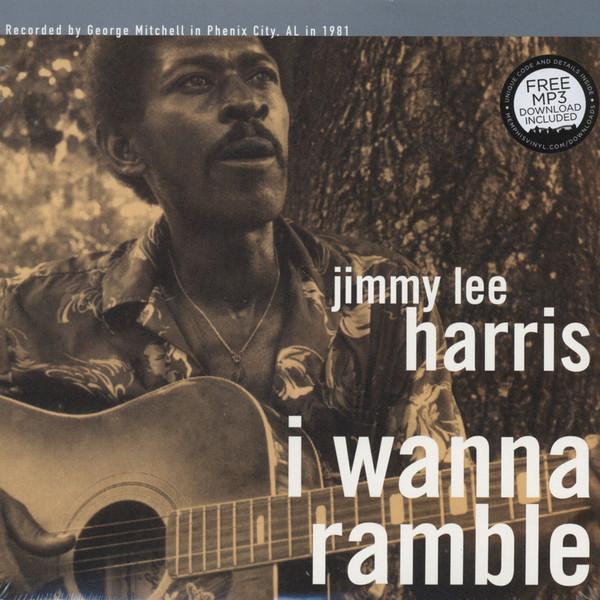 JIMMY LEE HARRIS_I Wanna Ramble