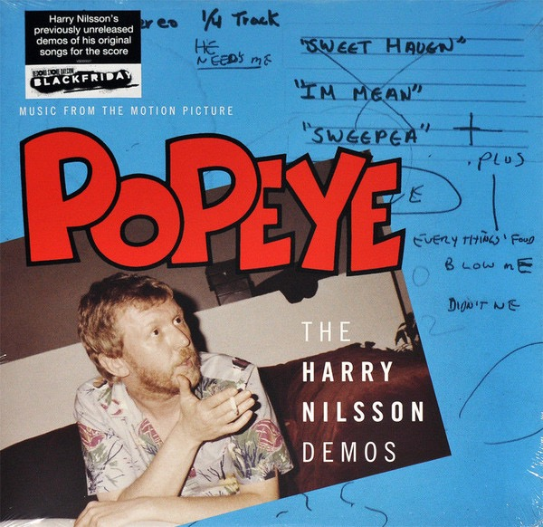 HARRY NILSSON_Popeye