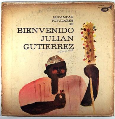BIENVENIDO JULIAN GUTIRREZ_Estampas Populares