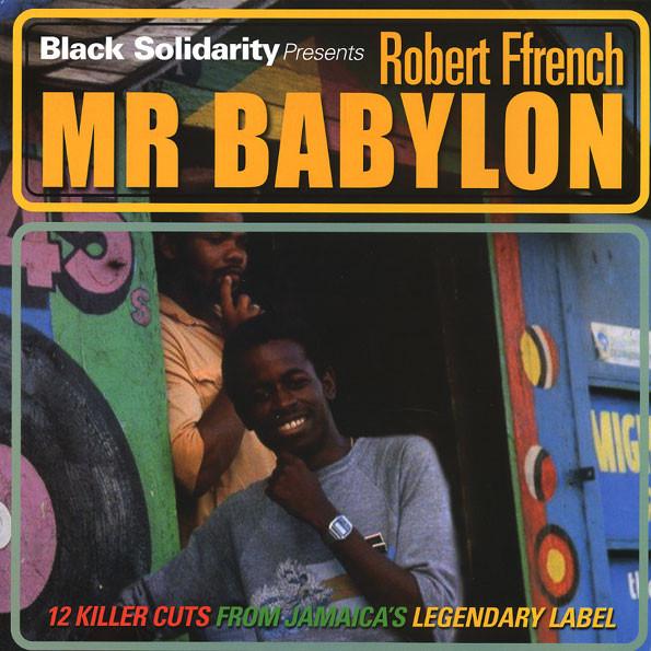 ROBERT FFRENCH_Mr Babylon