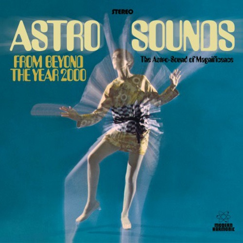 JERRY COLE_2017rsd - Astro-Sounds From Beyond The Year 2000 _Gold Vinyl_ Ltd 630 Copies