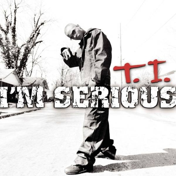 T.I._2017rsd - Im Serious _2lp/180g/Colored Vinyl_