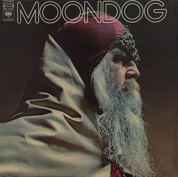 MOONDOG_Moondog _New Reissue: Jun 30, 2017_