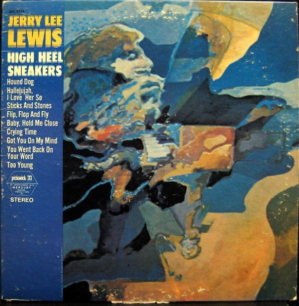 JERRY LEWIS_High Heel Sneakers