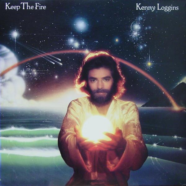 KENNY LOGGINS_Keep The Fire _W/Orig Shrink Wrap_