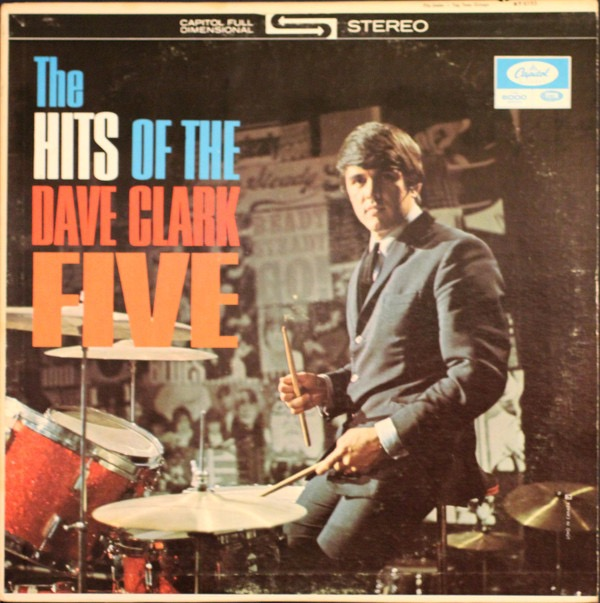 CLARK DAVE_The Hits Of The Dave Clark Five
