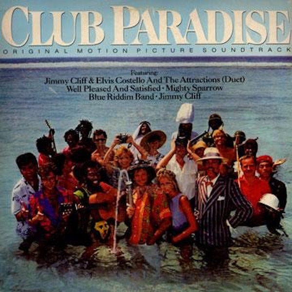 VARIOUS ARTISTS_Club Paradise Ost