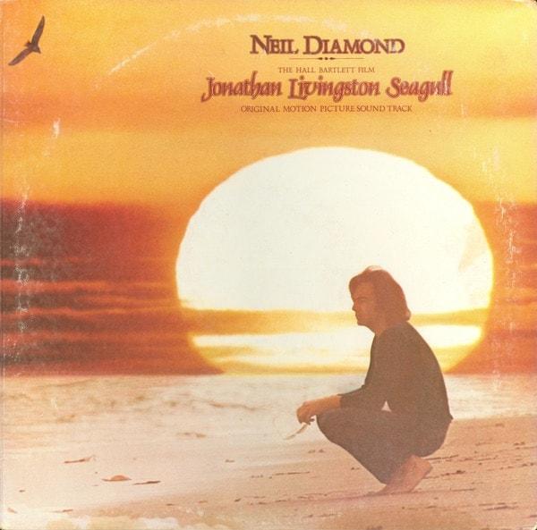 NEIL DIAMOND_Jonathan Livingston Seagull OMPST (Gatefold w/ insert)