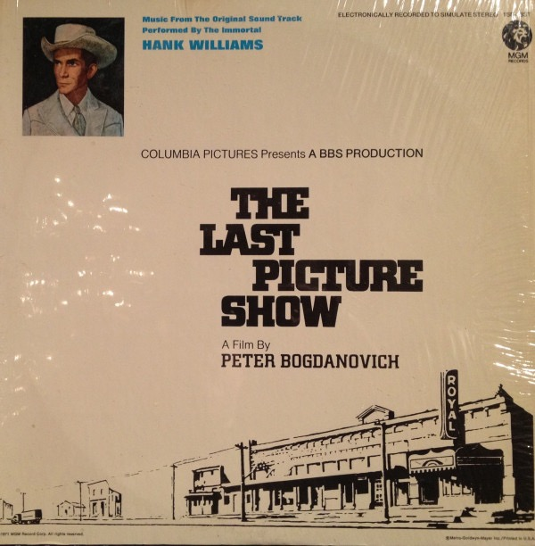 HANK WILLIAMS_The Last Picture Show OST