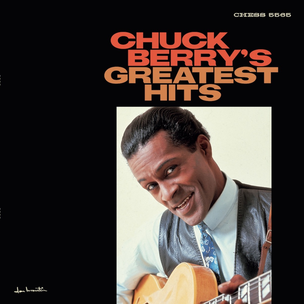CHUCK BERRY_Greatest Hits
