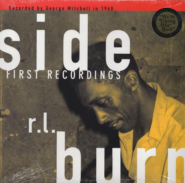 R.L.T BURNSIDE_First Recordings