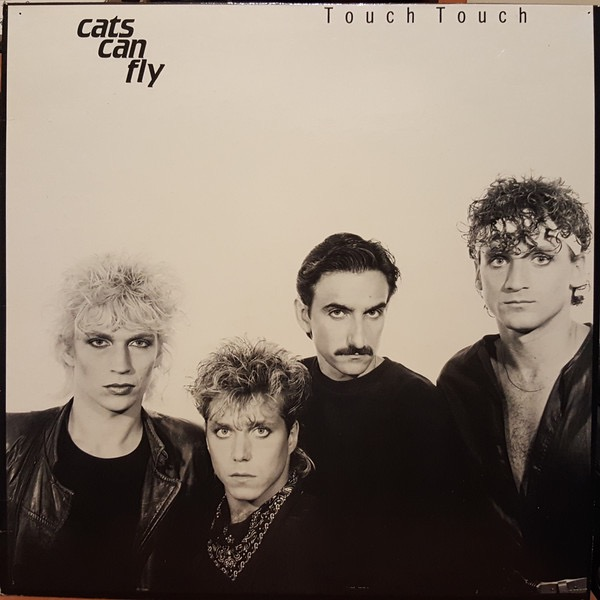 CATS CAN FLY_Touch Touch _With Original Insert_