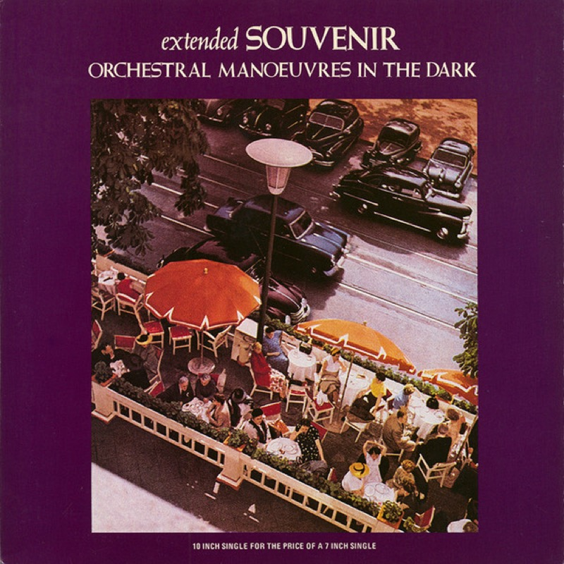ORCHESTRAL MANOEUVRES IN THE DARK_Extended Souvenir