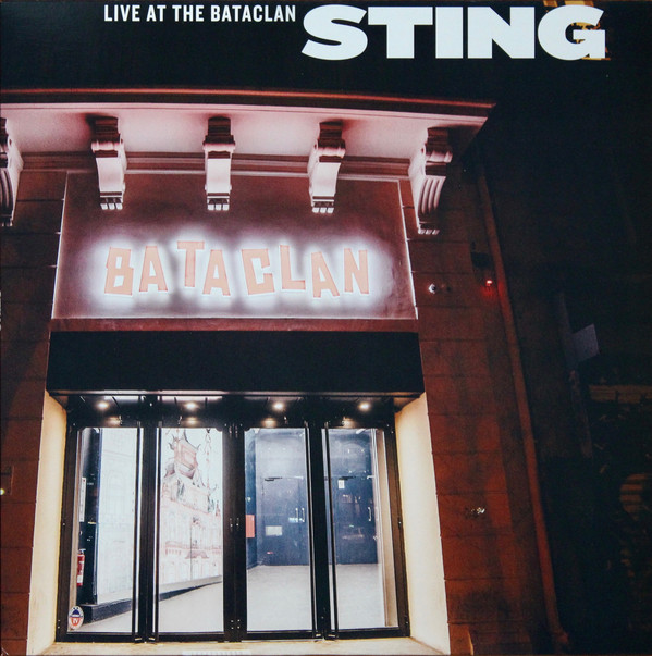 STING_Live At The Bataclan