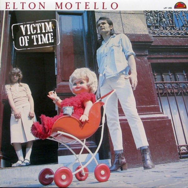 ELTON MOTELLO_Victim Of Time
