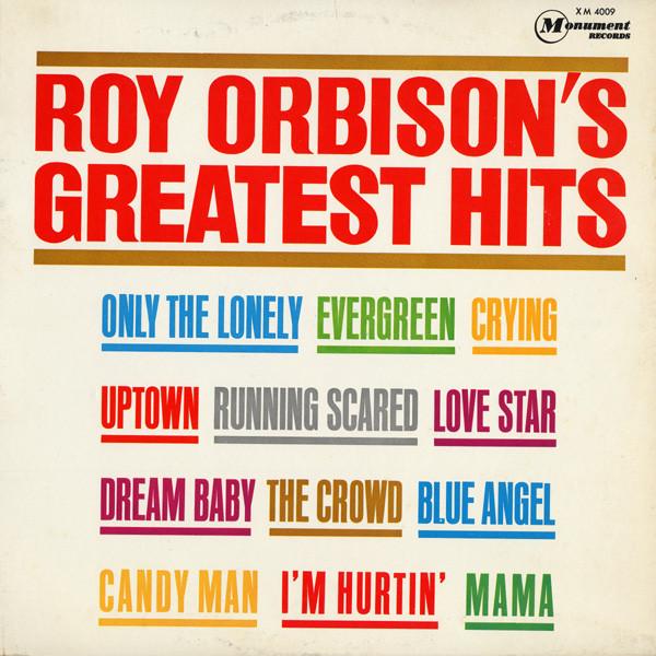ROY ORBISON_Greatest Hits