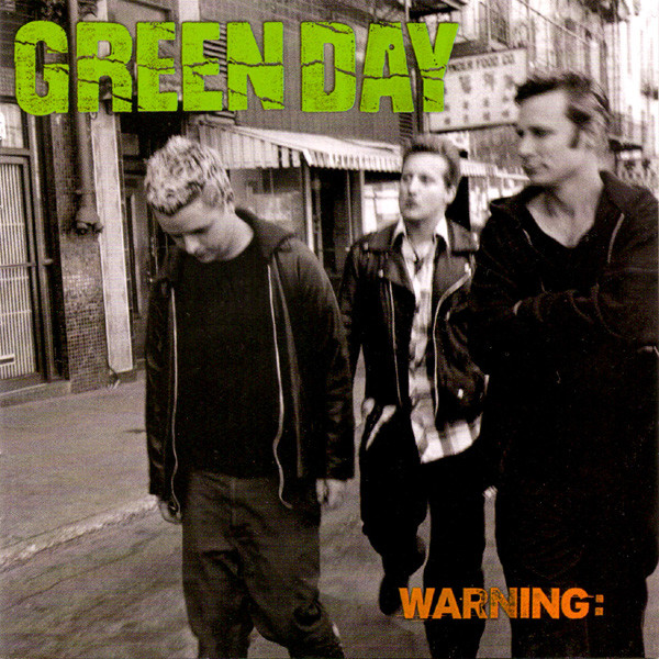 GREEN DAY_Warning: