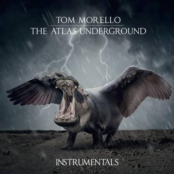TOM MORELLO_The Atlas Underground Instrumentals