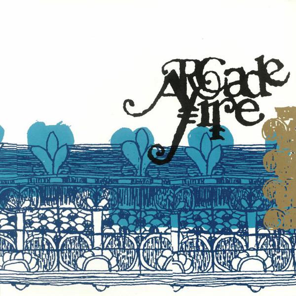 ARCADE FIRE_Arcade Fire EP