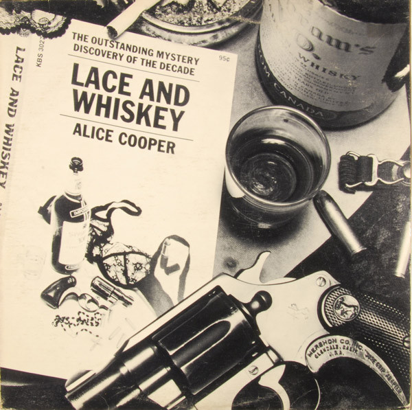 ALICE COOPER_Lace and Whiskey (w/ printed inner sleeve)