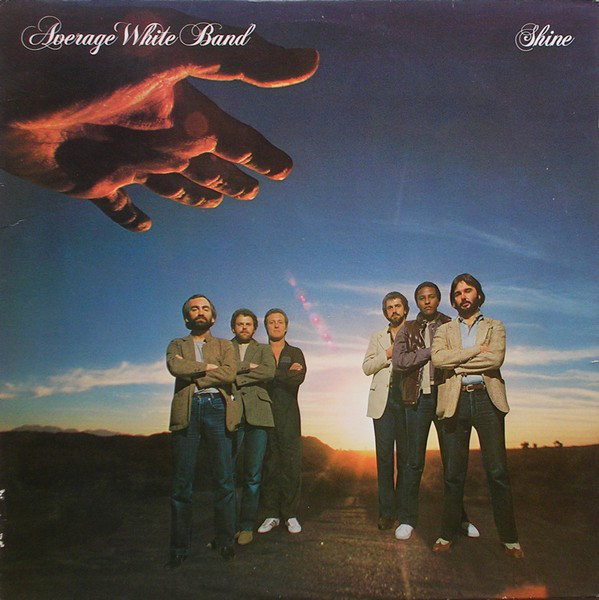 AVERAGE WHITE BAND_Shine
