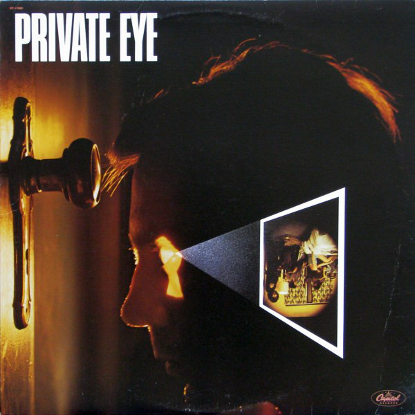 PRIVATE EYE_Private Eye