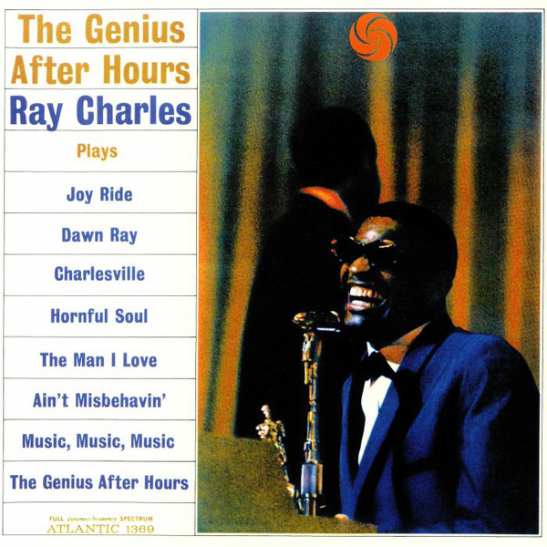 RAY CHARLES_The Genius After Hours