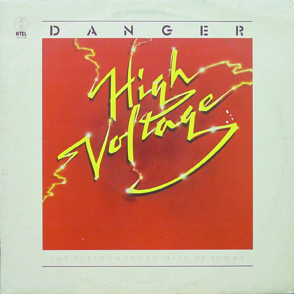 VARIOUS ARTISTS_High Voltage