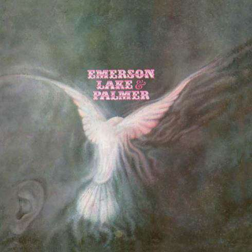 EMERSON LAKE AND PALMER_S/T