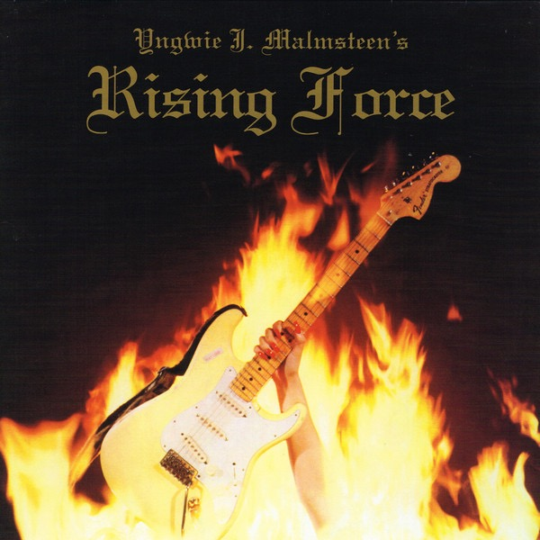 YNGWIE J. MALMSTEEN*_Rising Force