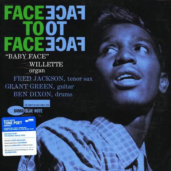 'BABY FACE' WILLETTE_Face To Face
